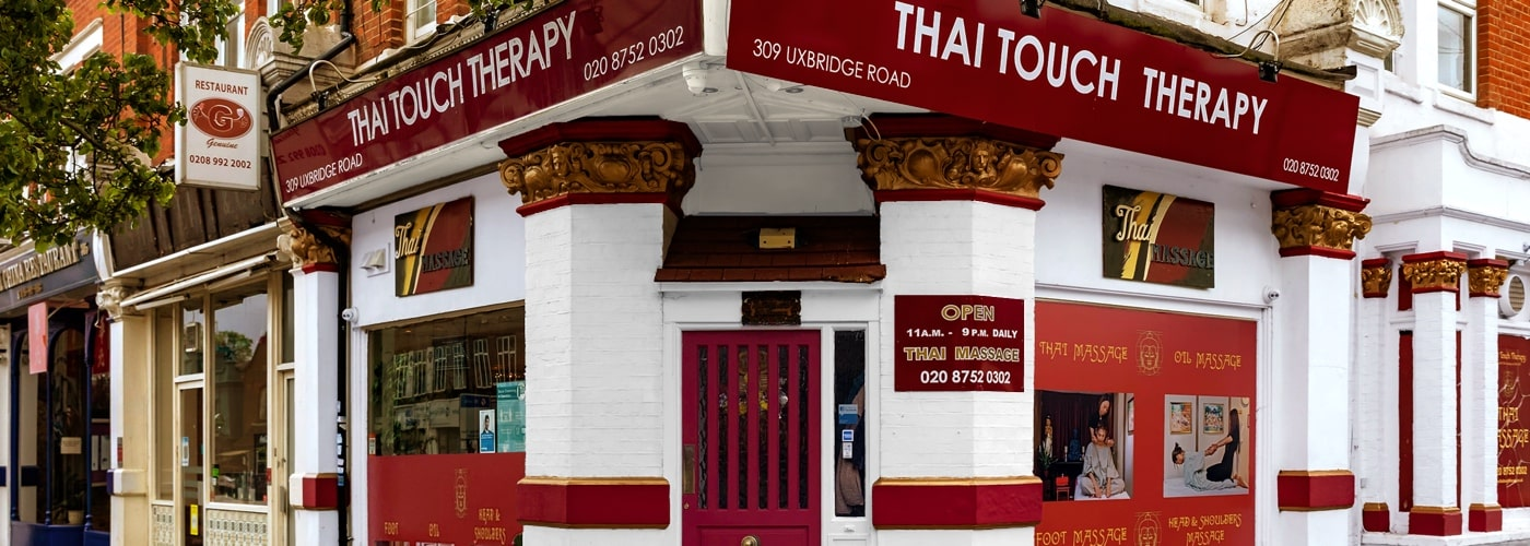 Thai Touch Massage Therapy on Uxbridge Road in Ealing