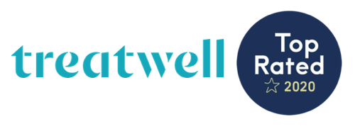 Treatwell rated Thai massage in West London logo